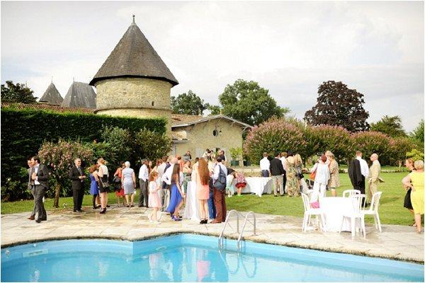 wedding reception venue france