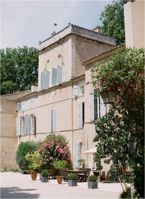 wedding venue Provence