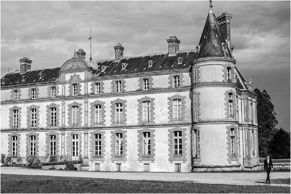 wedding venue near Paris