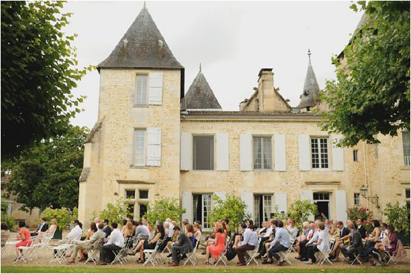 wedding venues in France