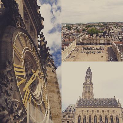 Arras square, Hotel de Ville + Belfry-1