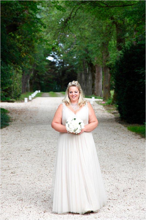 Jane Hill of Melbourne wedding dress