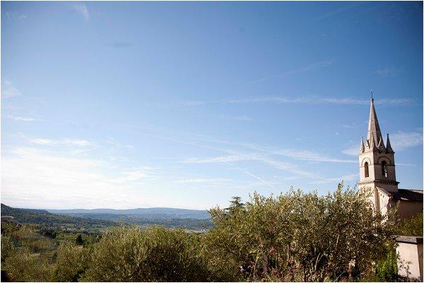 Luberon countryside