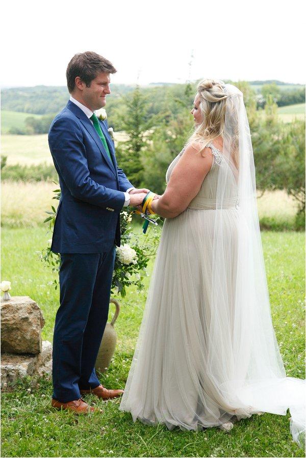 Rowan and Susannah's wedding