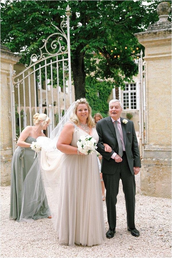 Wedding at Chateau Lartigolle