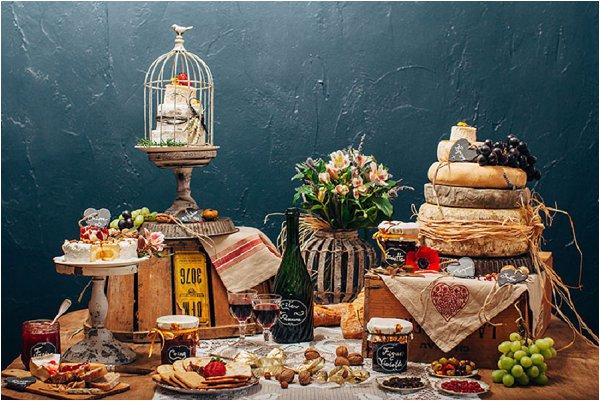 alternative wedding catering