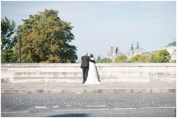 elope to Paris France