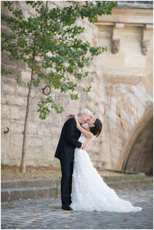 elopement packages in Paris