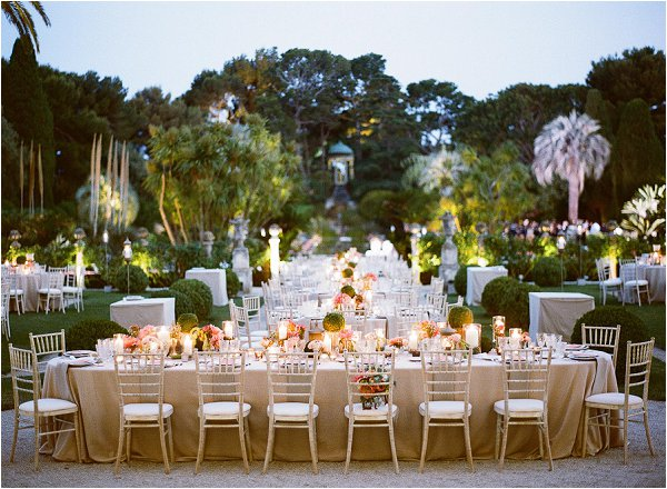 Exclusive wedding packages in France