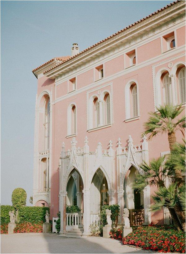 luxury wedding venue France