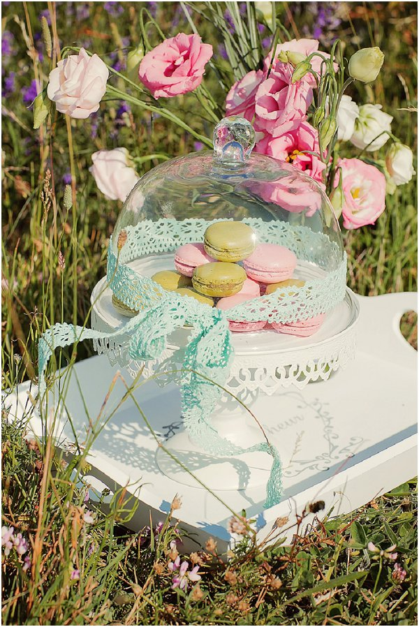 macarons in Provence