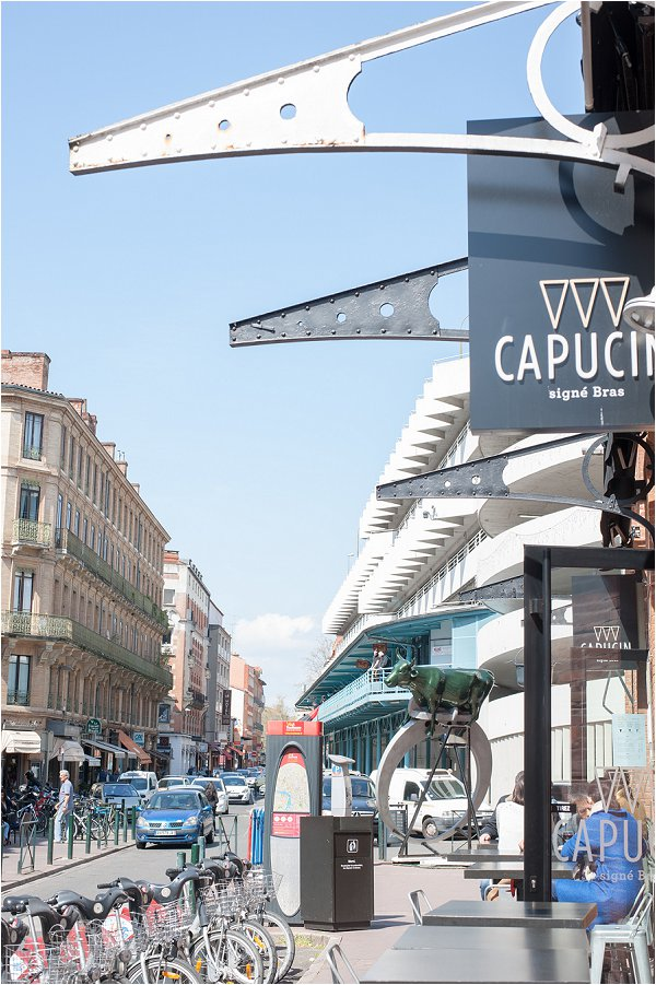 place to eat in Toulouse