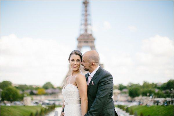 plan a wedding in Paris
