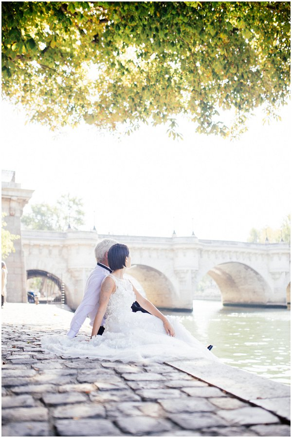 plan an elopment in paris