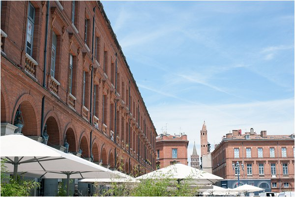 summer in Toulouse