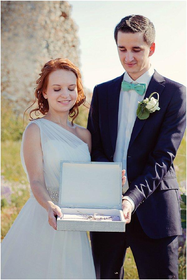 symbolic wedding in France