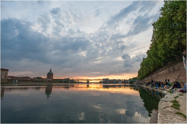 view of Toulouse