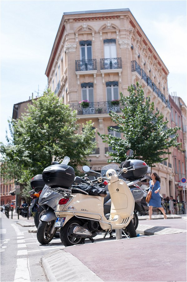 Visting Toulouse in France