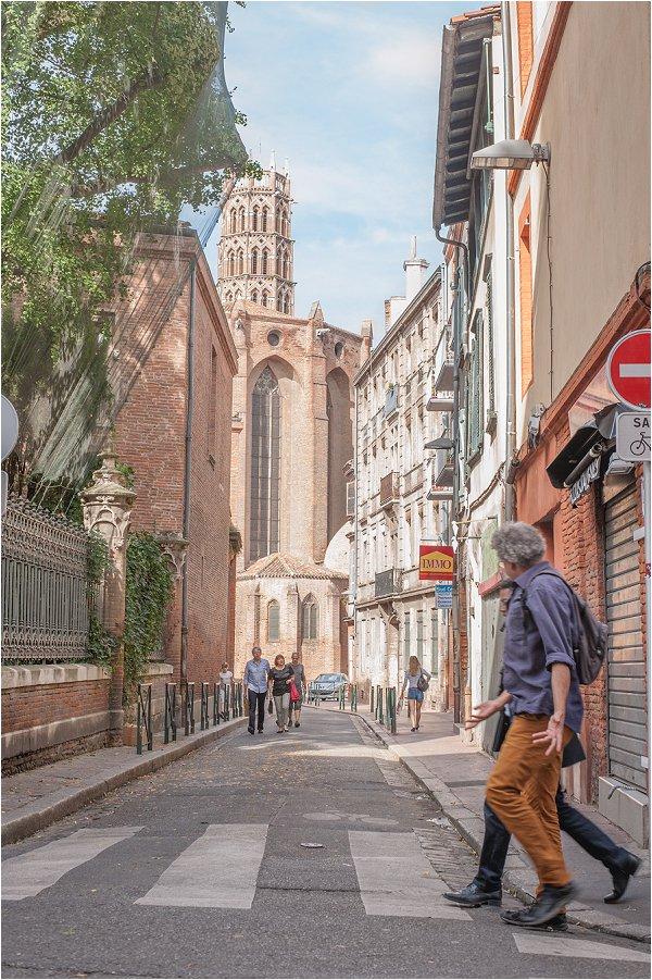 walking tour Toulouse
