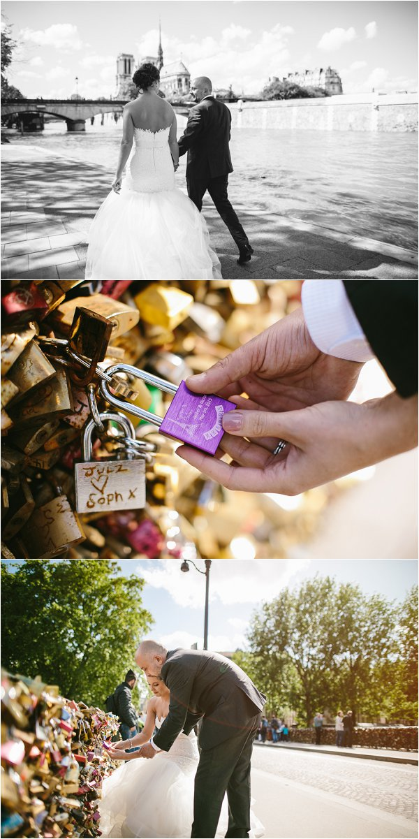 wedding day things to do in Paris