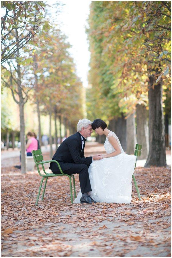 wedding gardens in Paris
