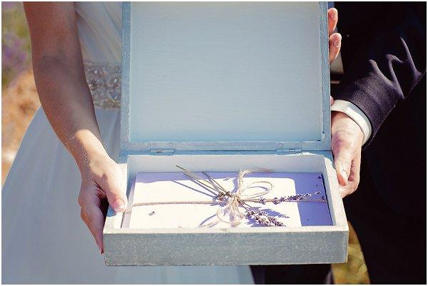 wedding lavender