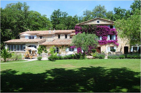 wedding villas on French Riviera
