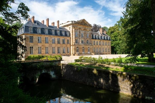 Chateau de Courtomer Normandy France