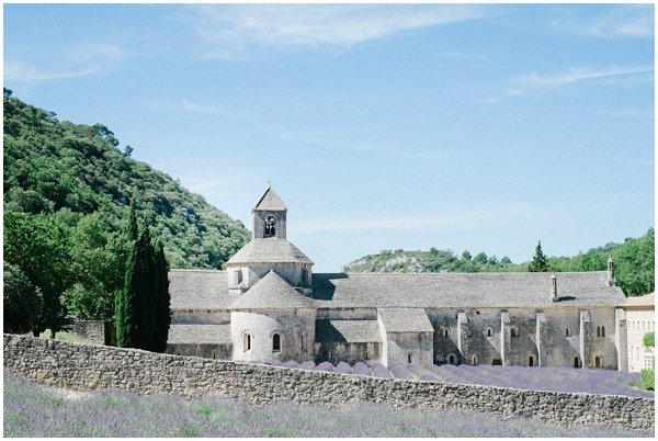 Abbey of Sénanque Provence