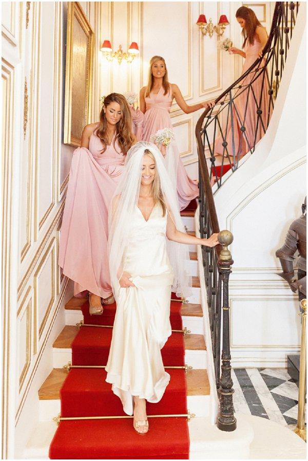 Anne Gregory Design wedding dress