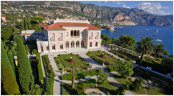 Chateau Ephrussi Rothschild, Cap Ferrat