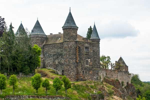 Chateau de Sailhant