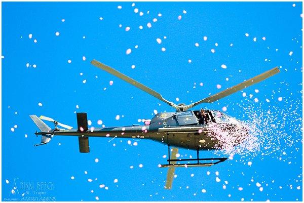 Nikki Beach confetti