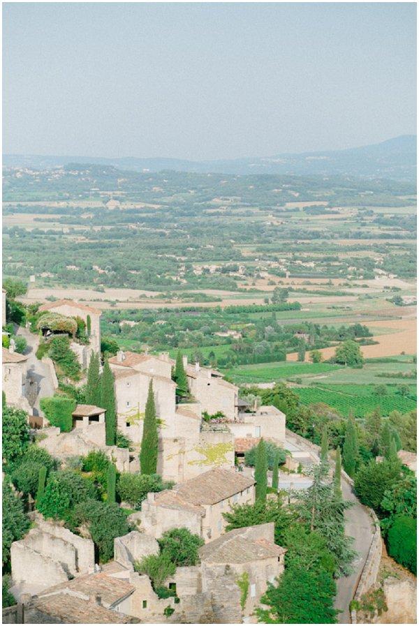 beautiful village of Gordes