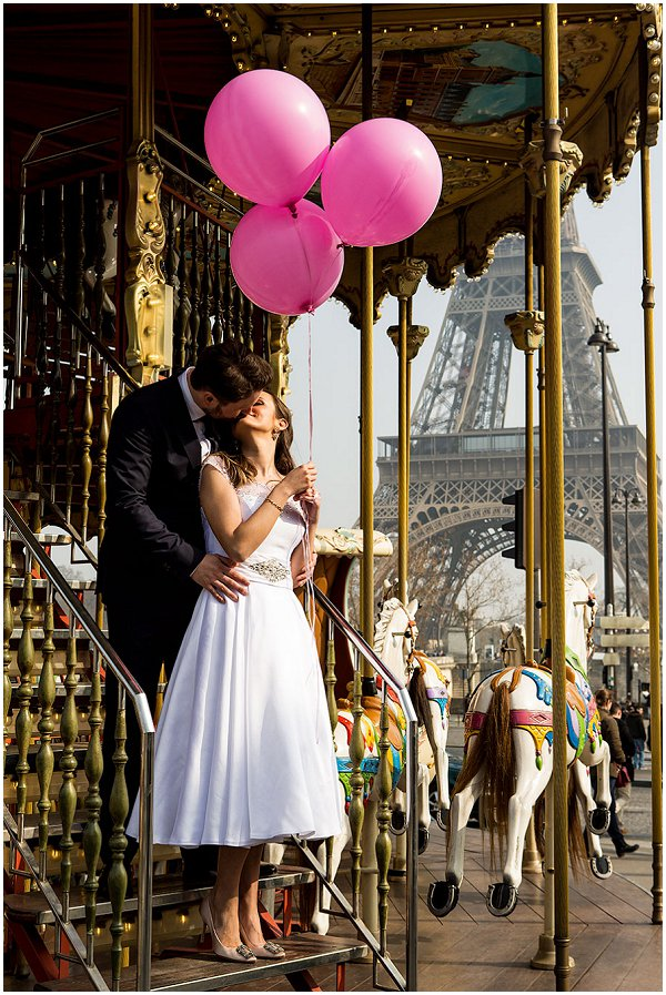 carousels of Paris