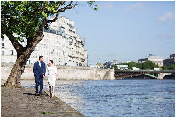 couples portrait session in Paris
