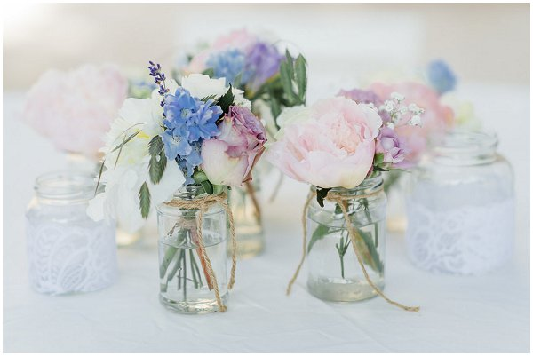 cute table flower ideas