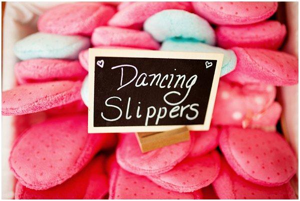dancing slippers