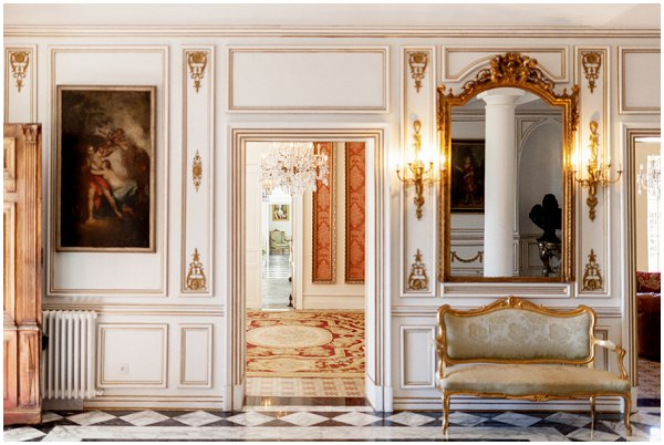 luxury chateau