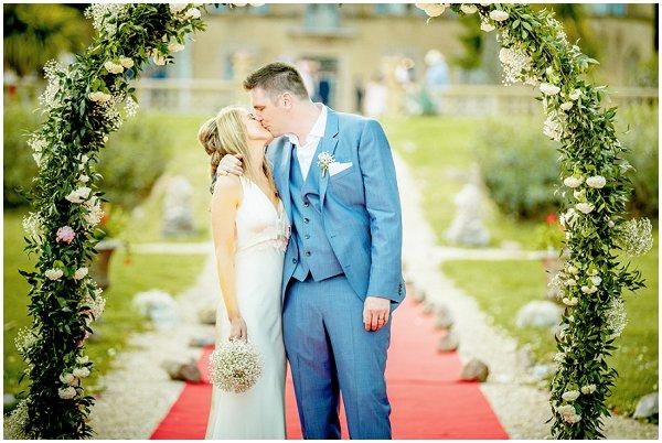 nia and arthur wedding