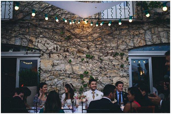 outdoor wedding celebrations