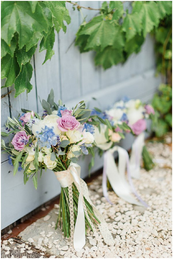 pretty little bouquets