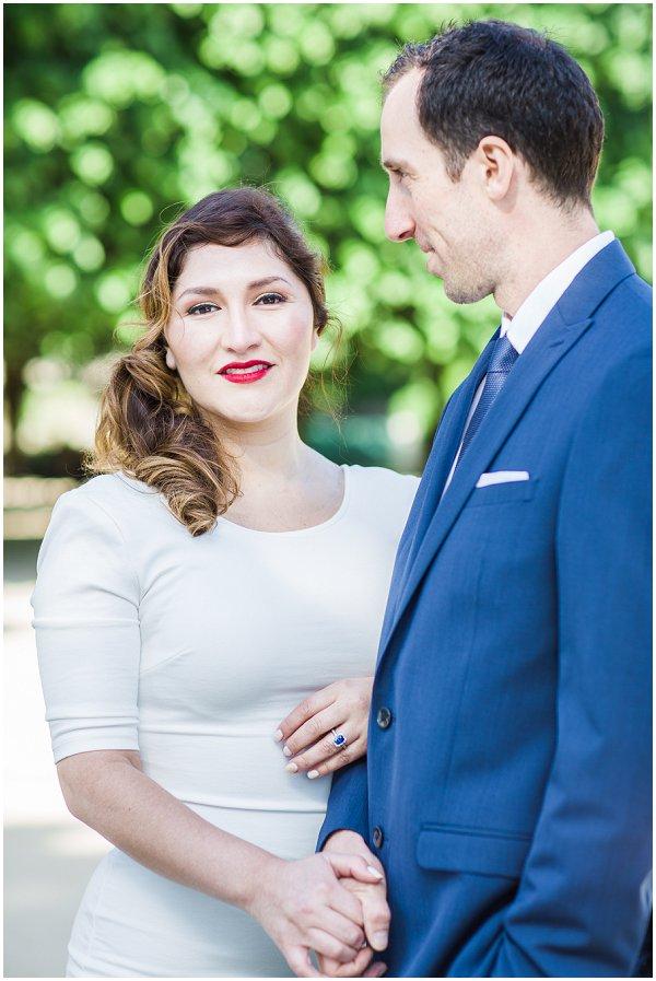 prewedding session in Paris