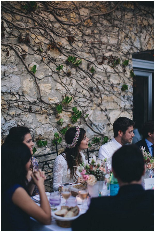relaxed wedding abroad