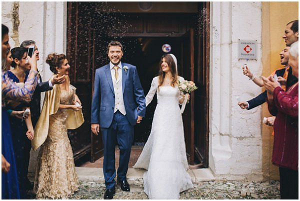 religious wedding South of France