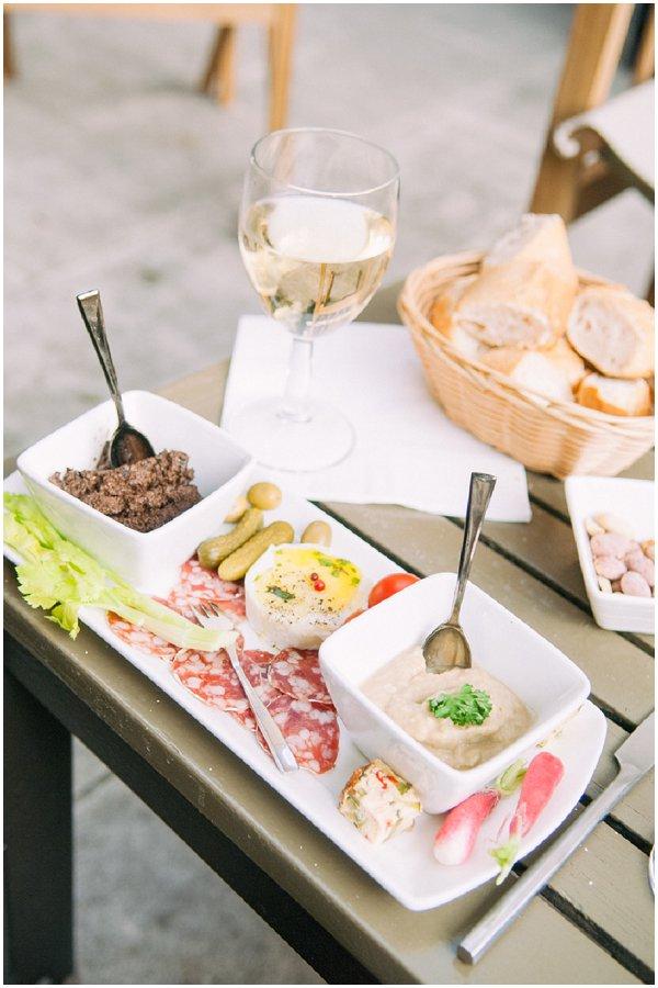 restaurants in Lourmarin