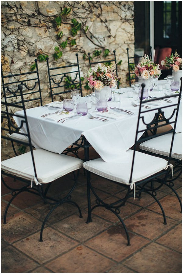 summer wedding in Provence
