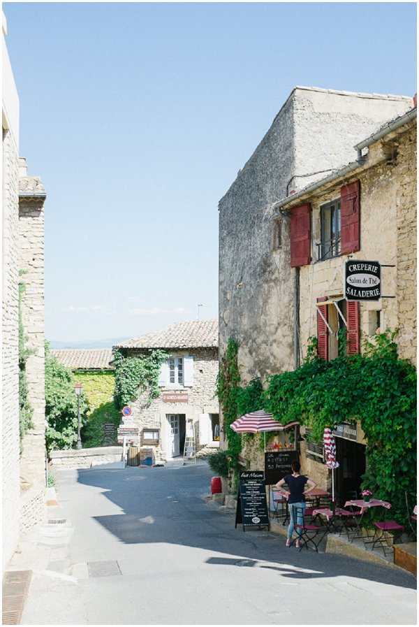 village of Gordes provence