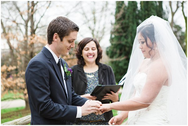 wedding celebrant in Paris