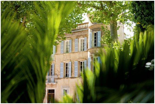 wedding chateau provence